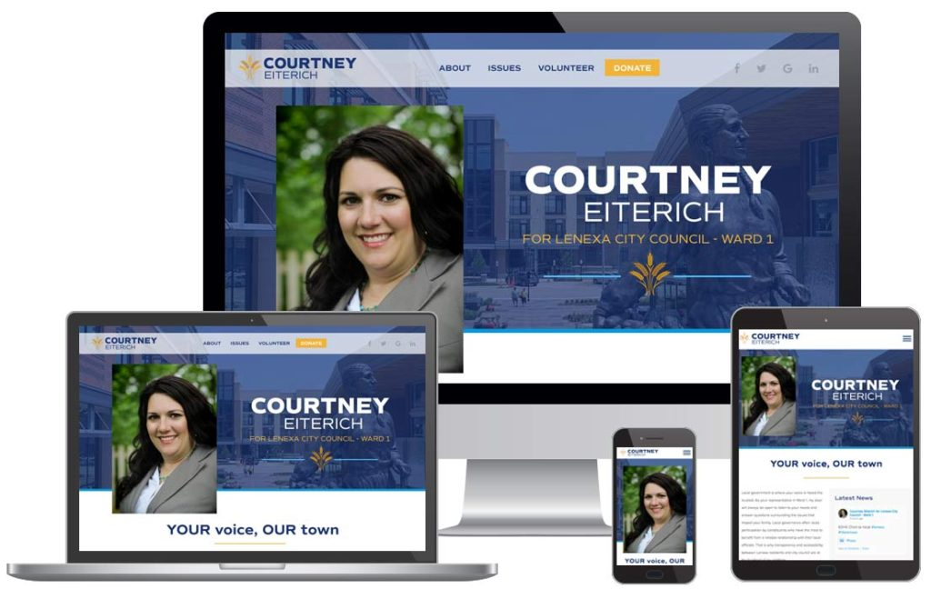 Courtney for Kansas