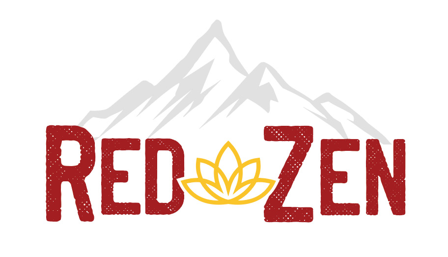 Red Zen logo
