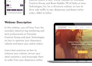 CCG-Jane Webinar email