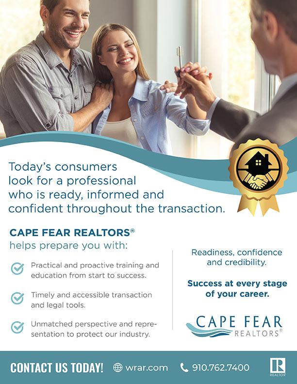 Cape Fear Realtor Flyer
