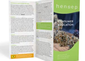 Hennep Z-Fold Brochure